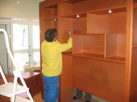 Montaje de todo tipo de mobiliario