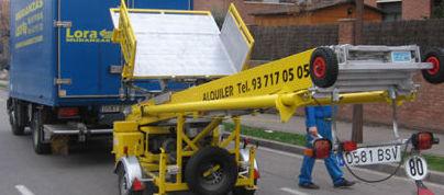 Empresa de mudanzas en Sant Cugat