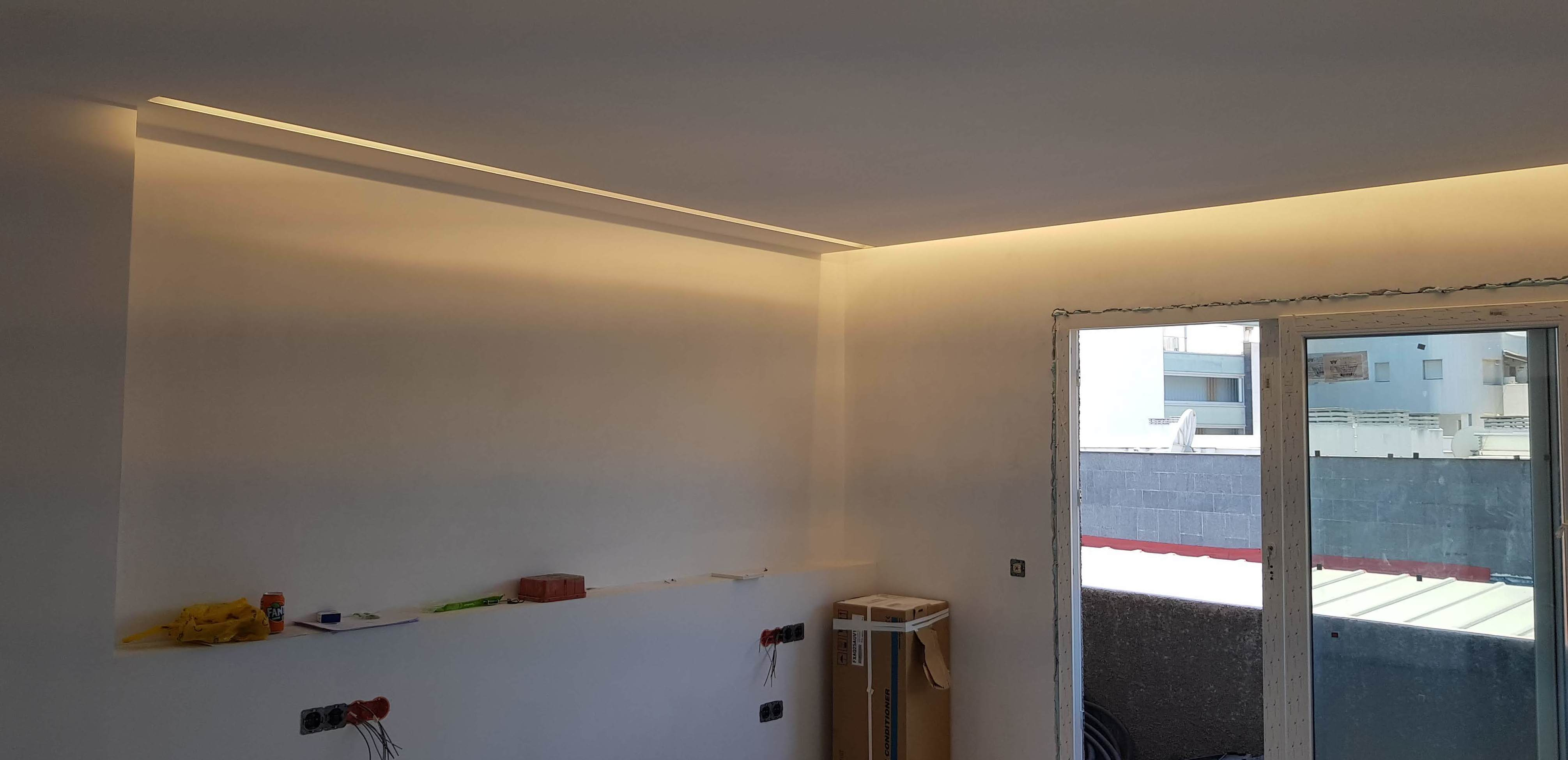 luz en habitacion