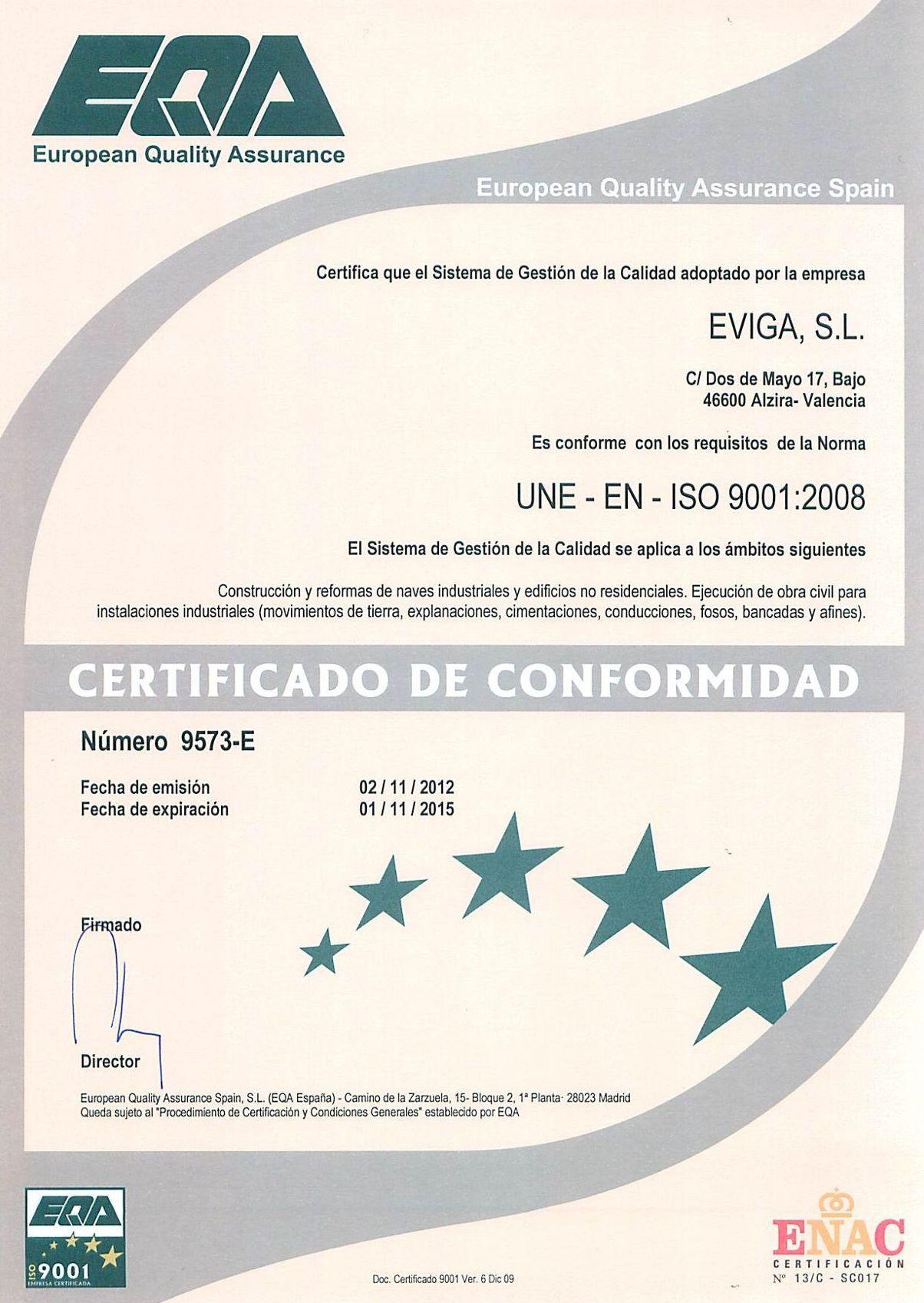 Sistemas de Calidad/ISO 9001