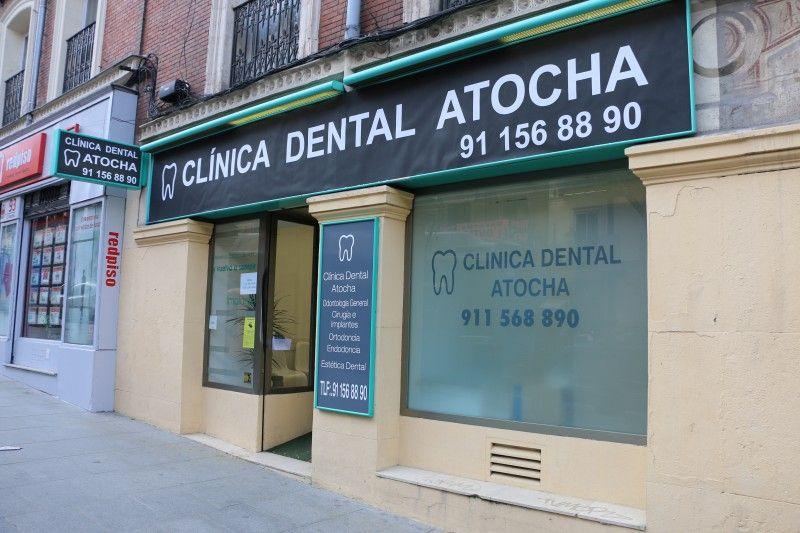 Clínica dental integral en Arganzuela Madrid