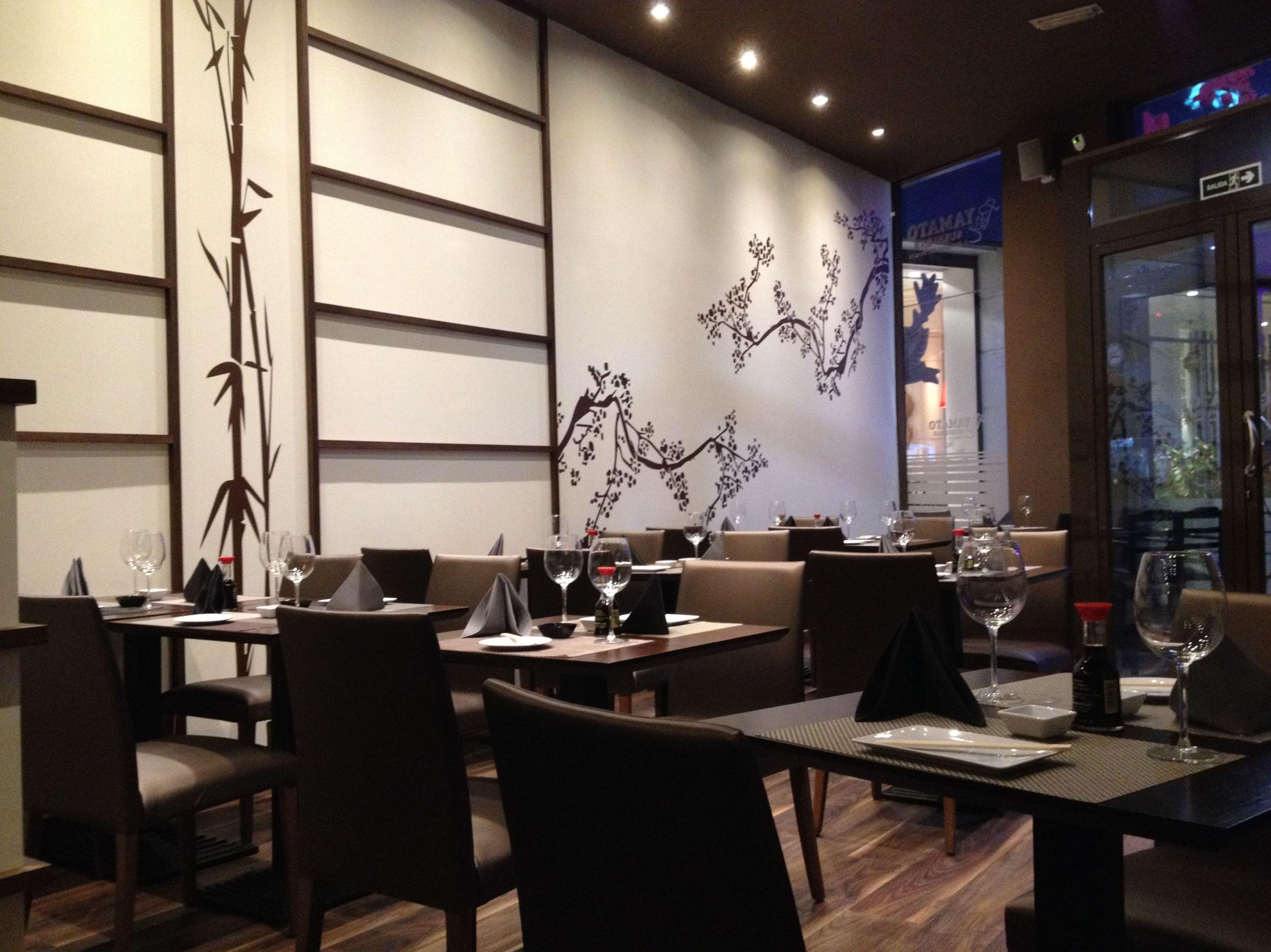 El mejor restaurante con cocina japonesa de Madrid