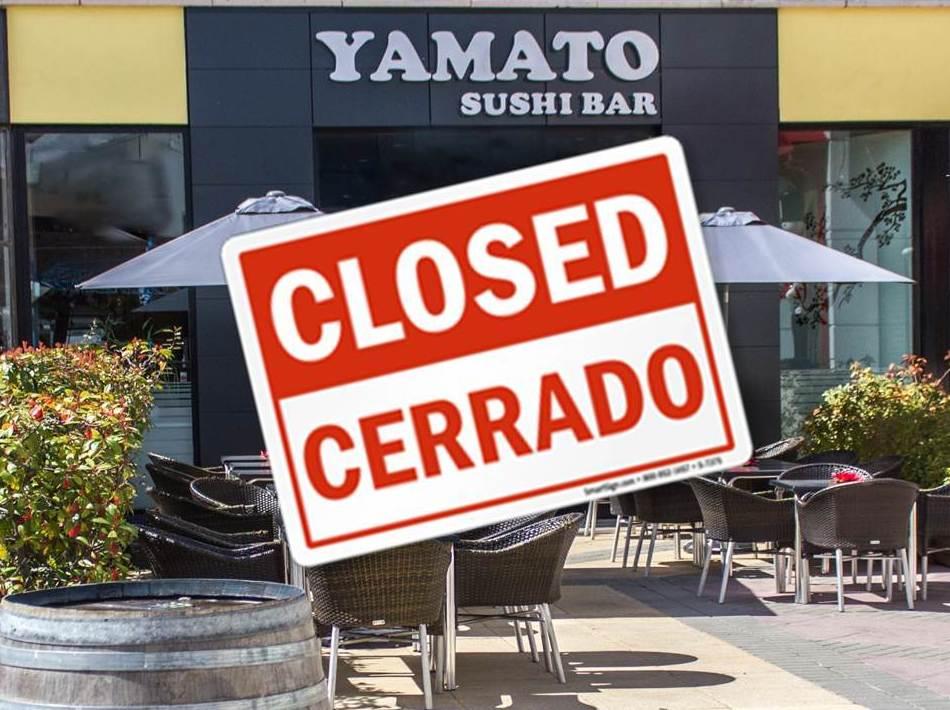 Foto 1 de Restaurante japonés en  | Yamato Sushi Bar CERRADO PERMANENTEMENTE