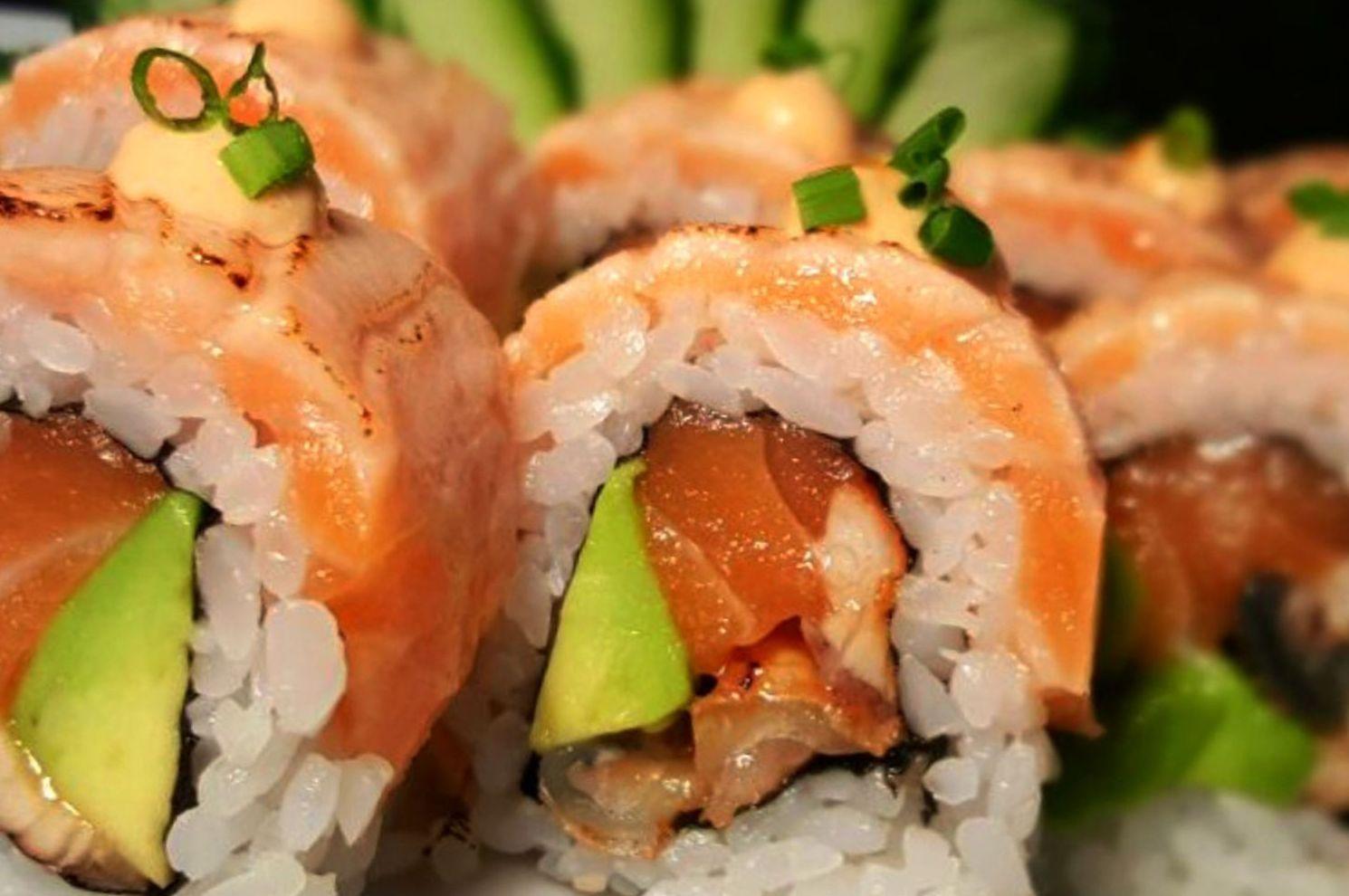 Comida japonesa en las Rozas (Madrid)
