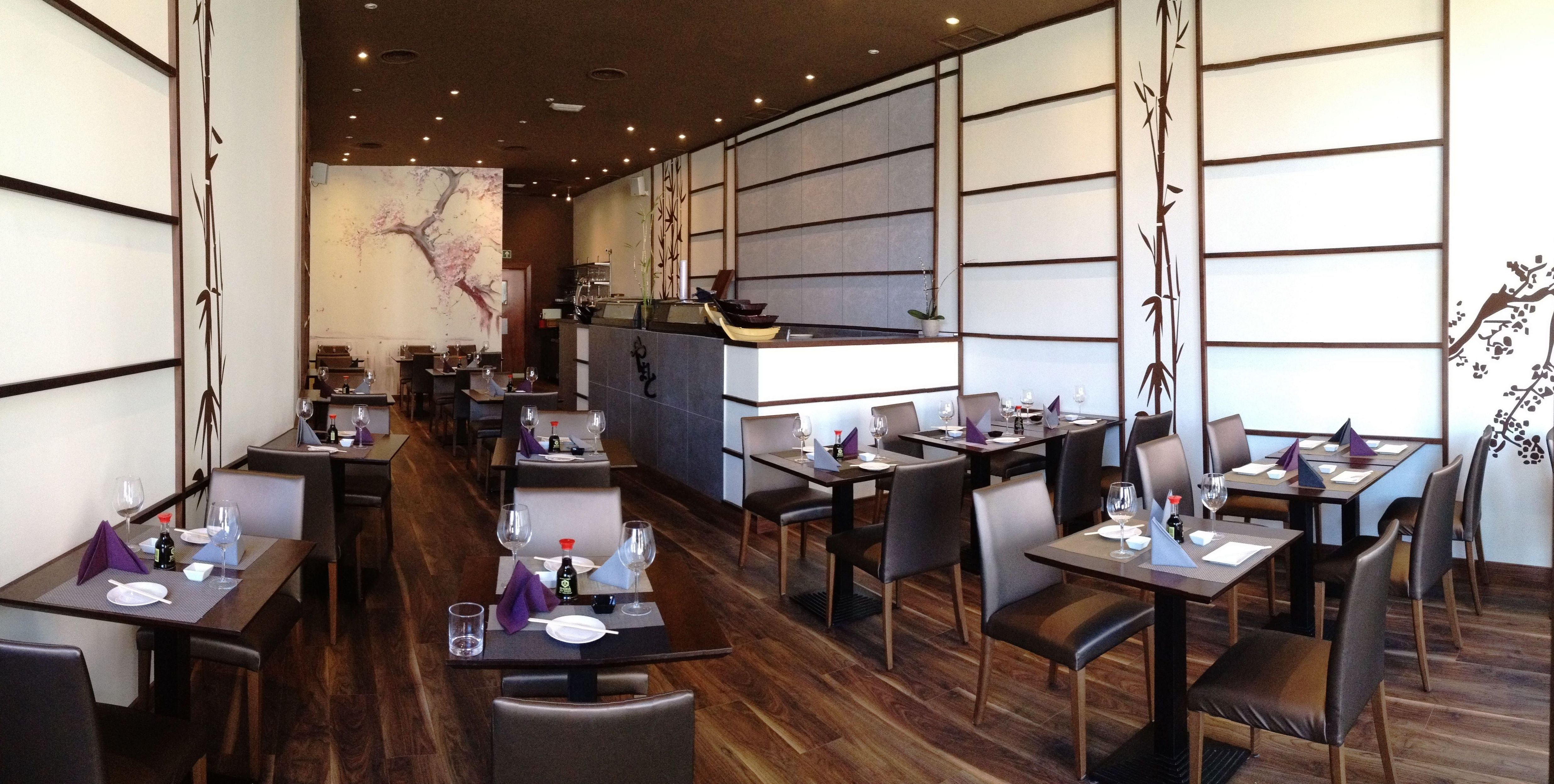 Restaurante de referencia de la gastronomía japonesa en Madrid