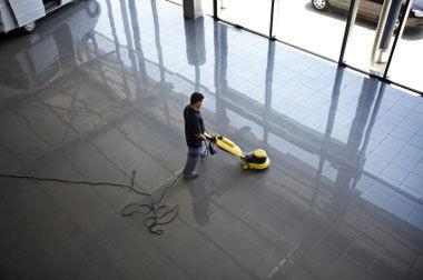 Limpieza de locales comerciales en Granada
