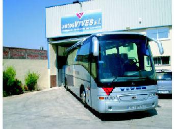 Alquiler minibus Valencia
