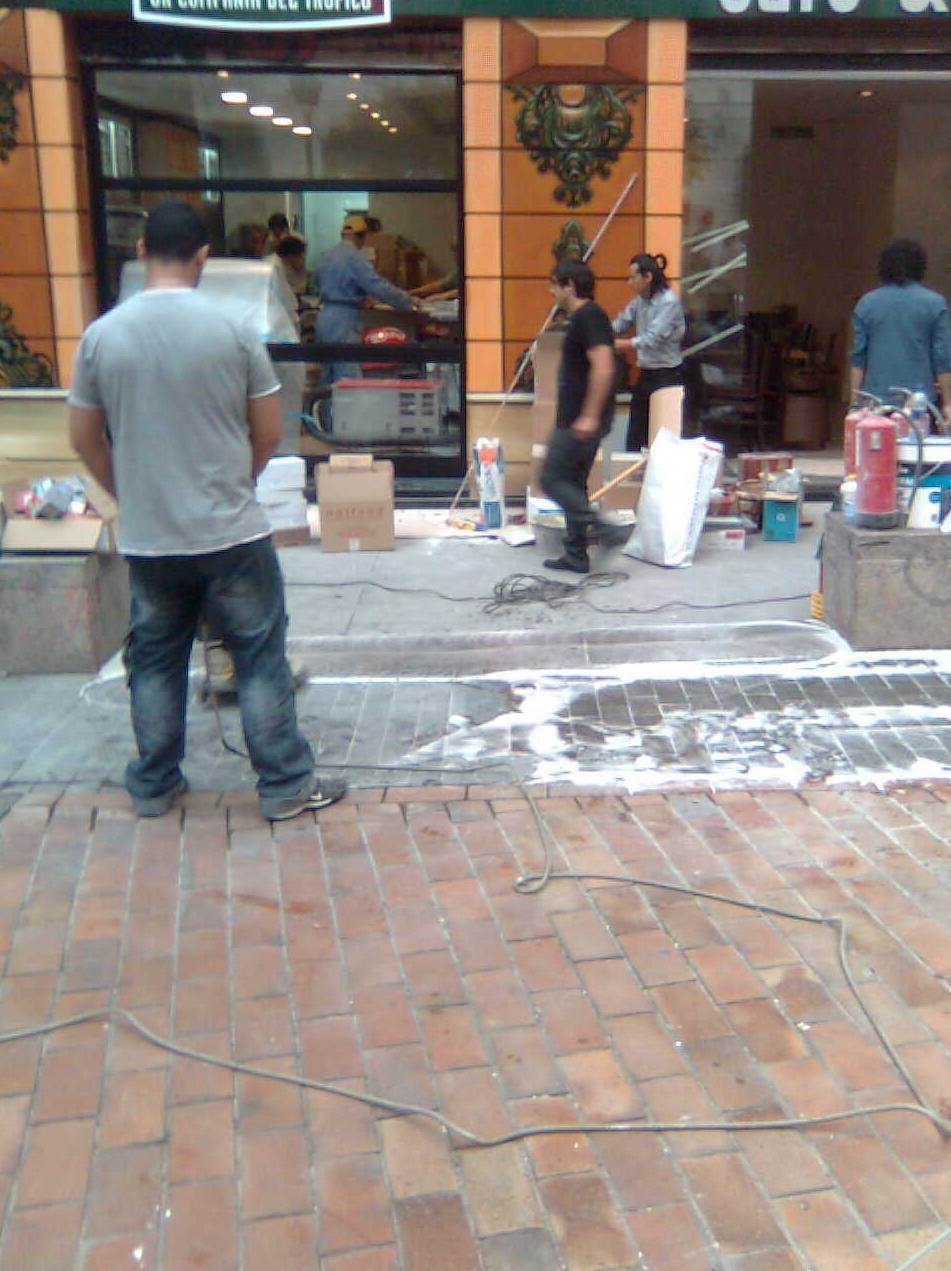 Limpieza de obras: Limpiezas de Limpiezas Vimaram, S.L.