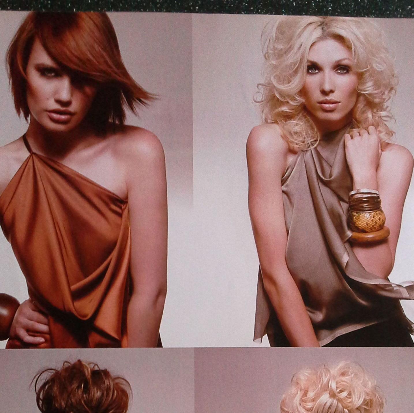 cuatro estilos con glamur