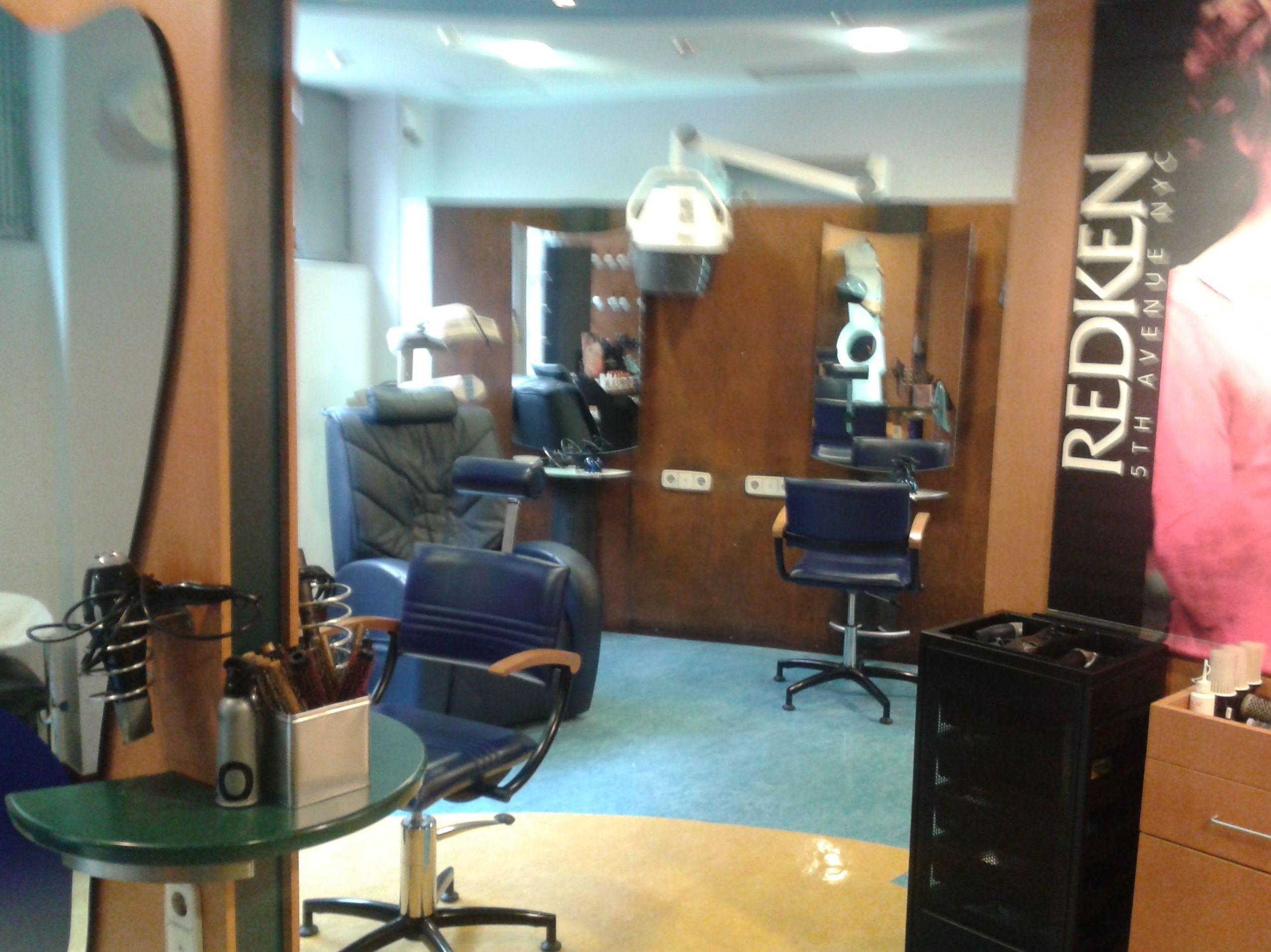 Salon de peluqueria unisex en Bilbao