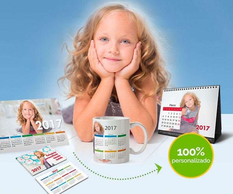 Calendarios y productos personalizados en Murcia