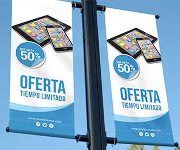 Impresión digital en gran formato en Murcia