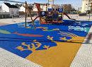 Foto 66 de Instalación de pavimentos de caucho para parques infantiles en Las Cabezas de San Juan | Pavimentos Garvel