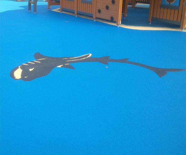 Foto 46 de Instalación de pavimentos de caucho para parques infantiles en Las Cabezas de San Juan | Pavimentos Garvel