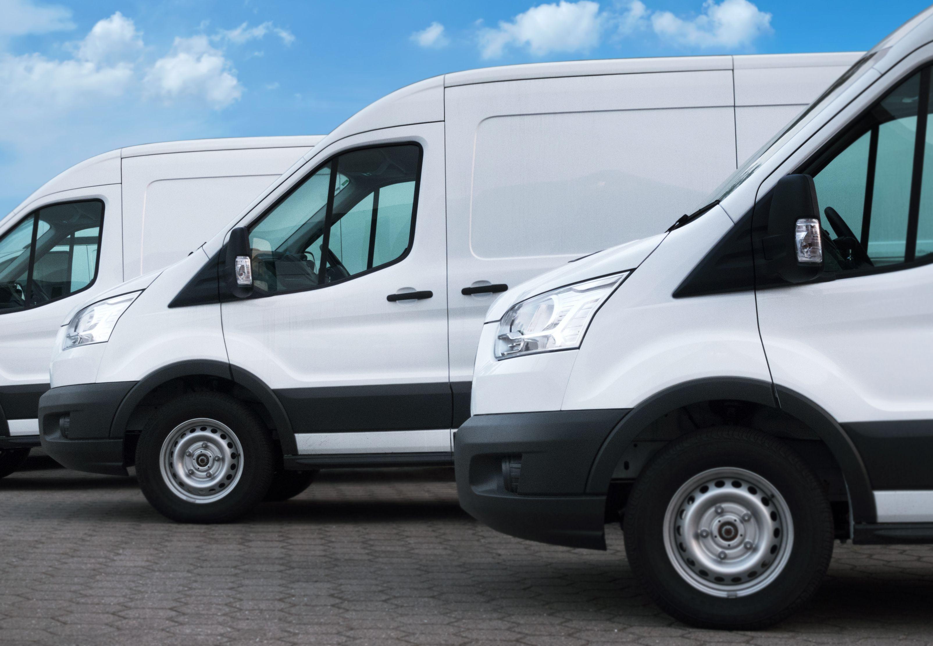 Alquiler de furgonetas en Madrid