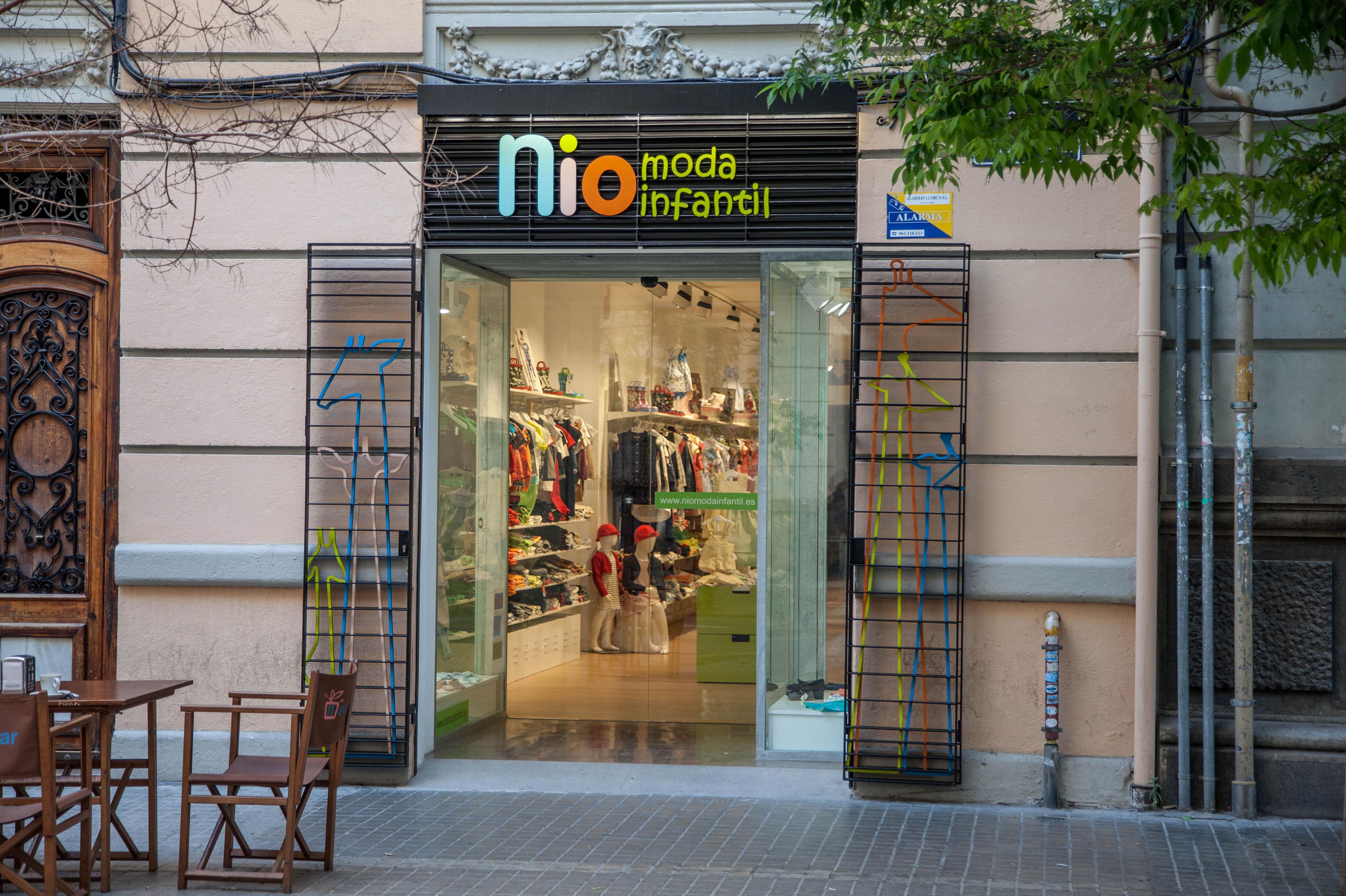 Foto 1 de Completo catálogo de moda infantil de 0 a 14 años en València | Nio Moda Infantil