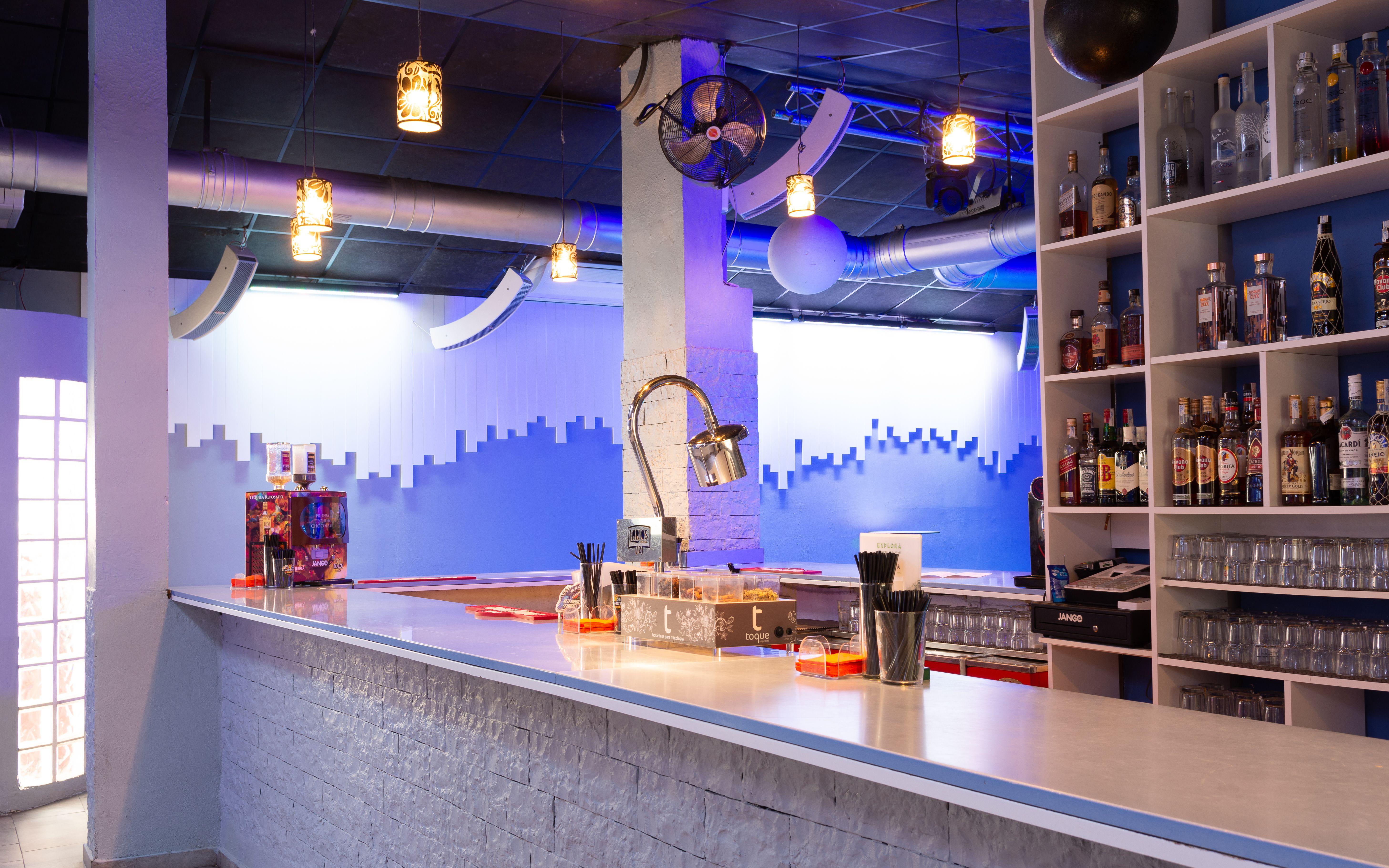 Barra pub Jango  XL