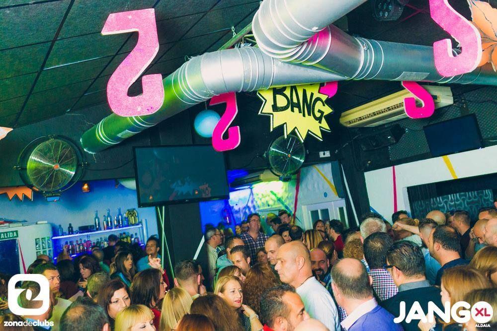 Fiestas: Servicios de JANGO XL