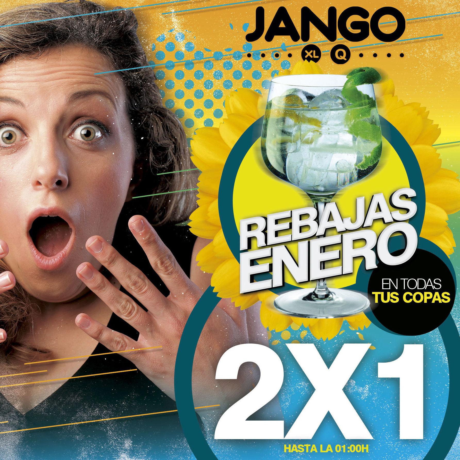 Rebajas de enero en Jango XL