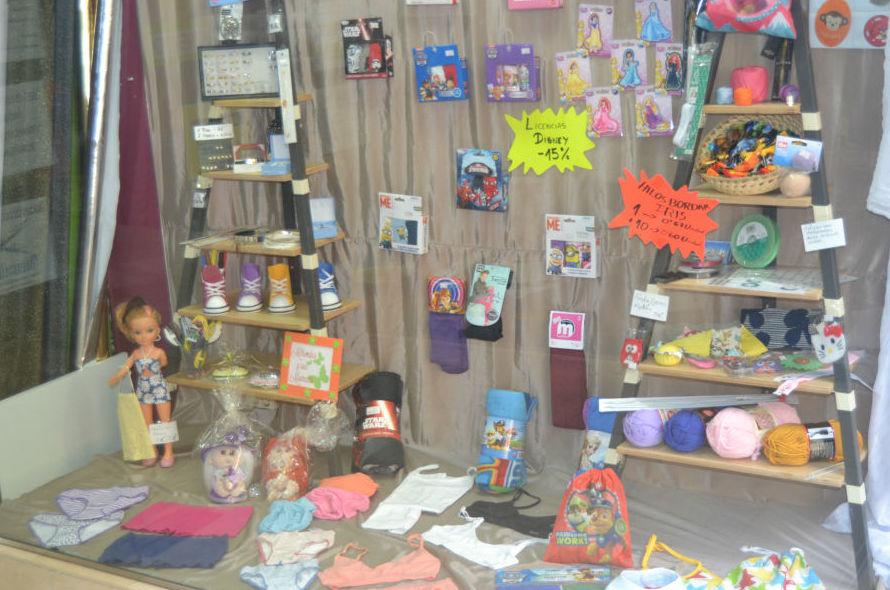 Foto 7 de Lencería y ropa interior en Santa Coloma de Gramenet | Aelis Mercería y Tejidos