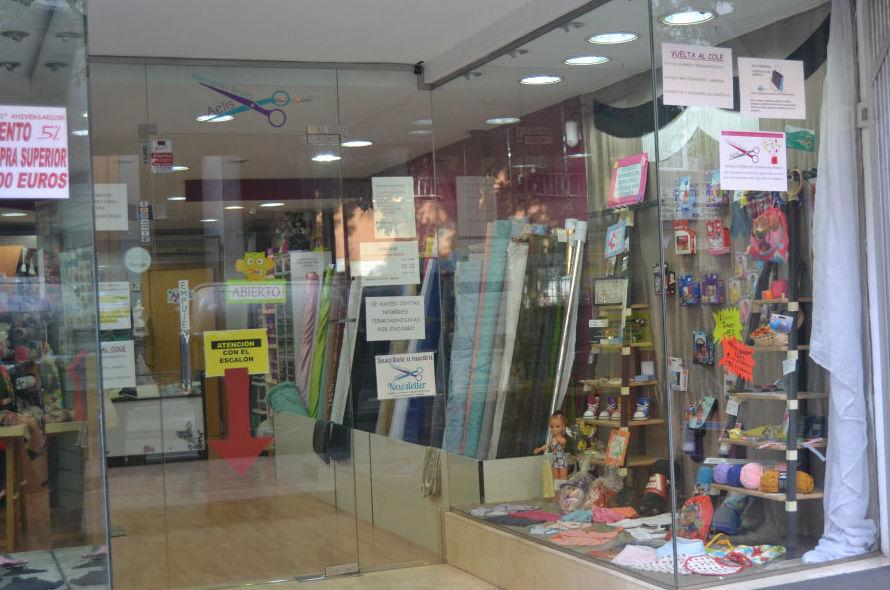 Foto 4 de Lencería y ropa interior en Santa Coloma de Gramenet | Aelis Mercería y Tejidos