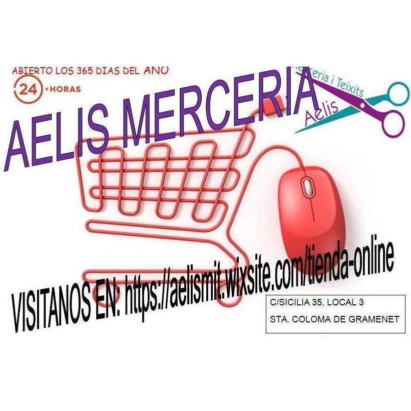 Tienda online Aelis-Merceria i Teixits