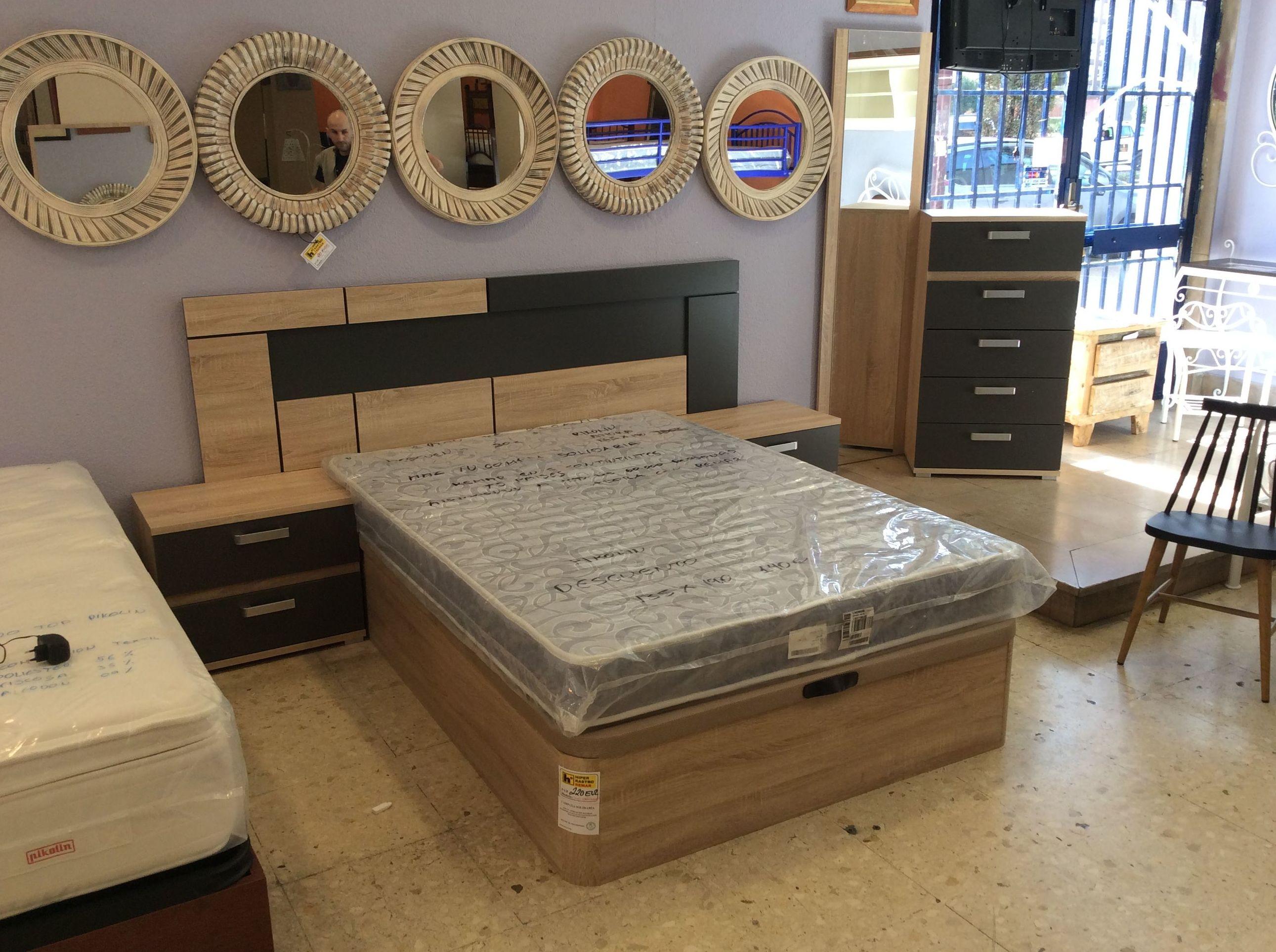 Foto 104 de Recogida y venta de muebles usados en Gijón | Remar Asturias