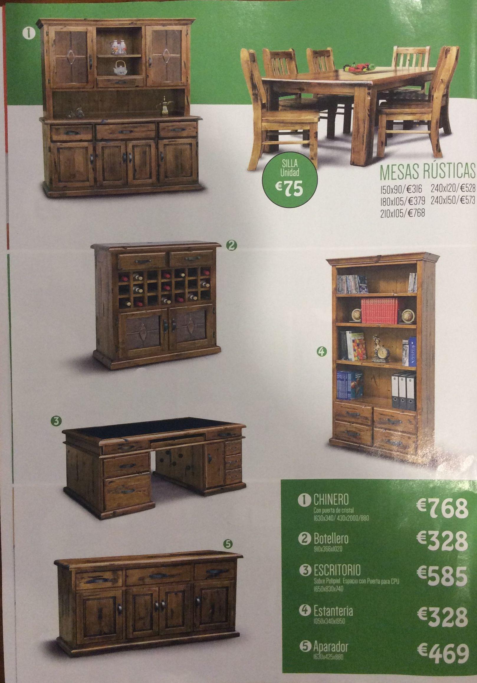 Rusticos # Muebles Reto Asturias