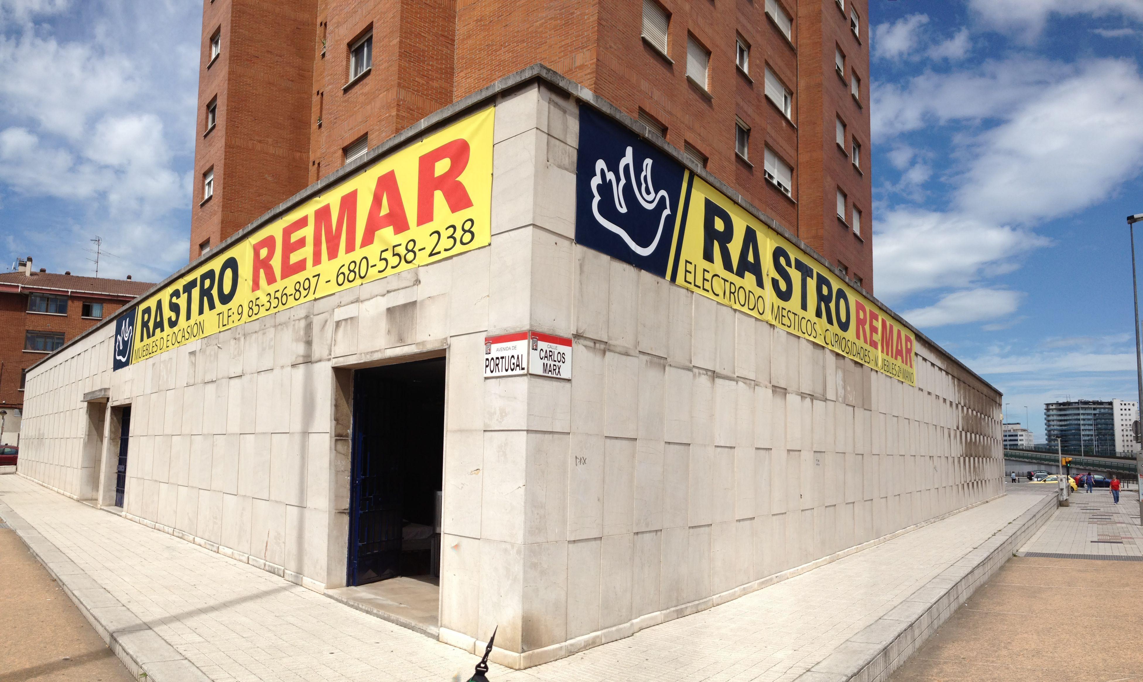 Recogida de muebles usados en gij n remar asturias - Remar recogida muebles ...