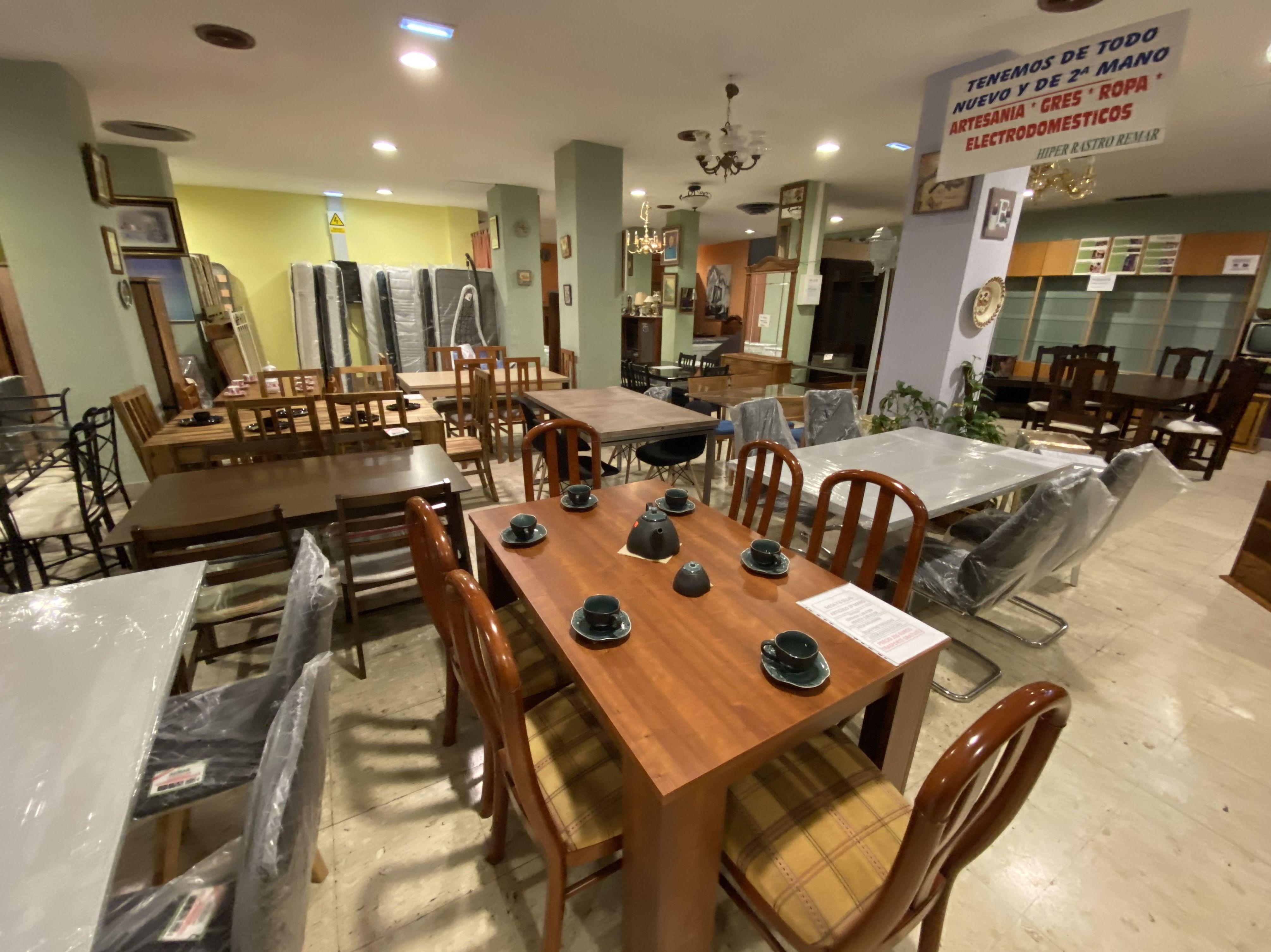 Foto 18 de Recogida y venta de muebles usados en Gijón | Remar Asturias
