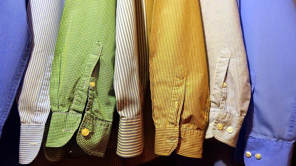 Recogida y venta de ropa