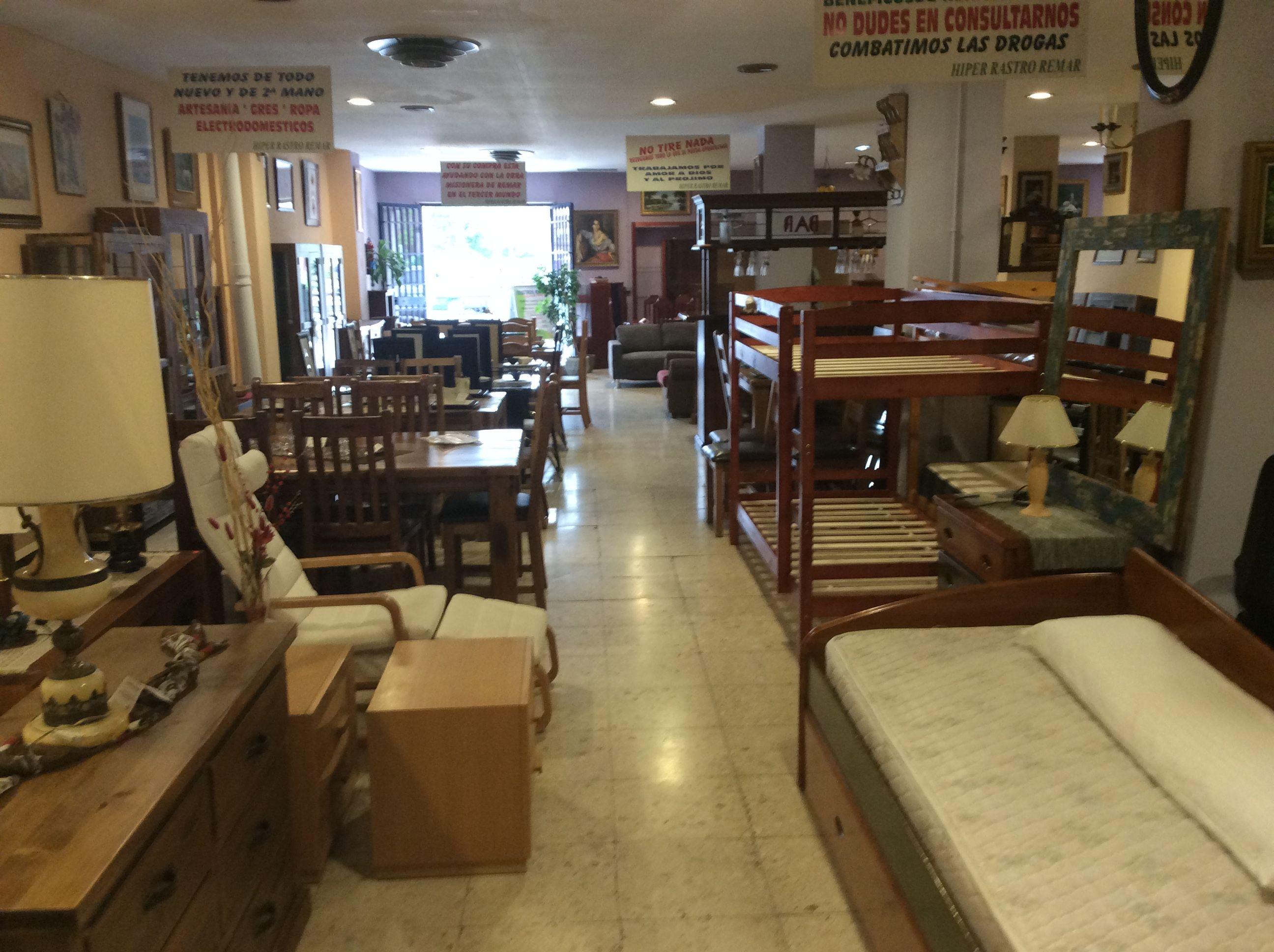 Foto 238 de recogida y venta de muebles usados en gij n remar asturias - Remar recogida muebles ...