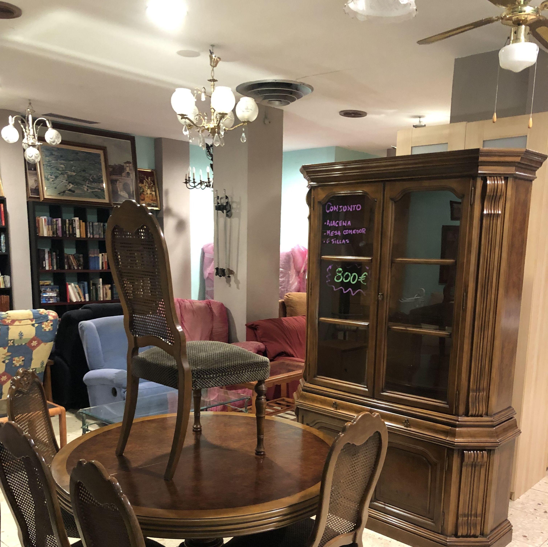 Foto 37 de Recogida y venta de muebles usados en Gijón | Remar Asturias