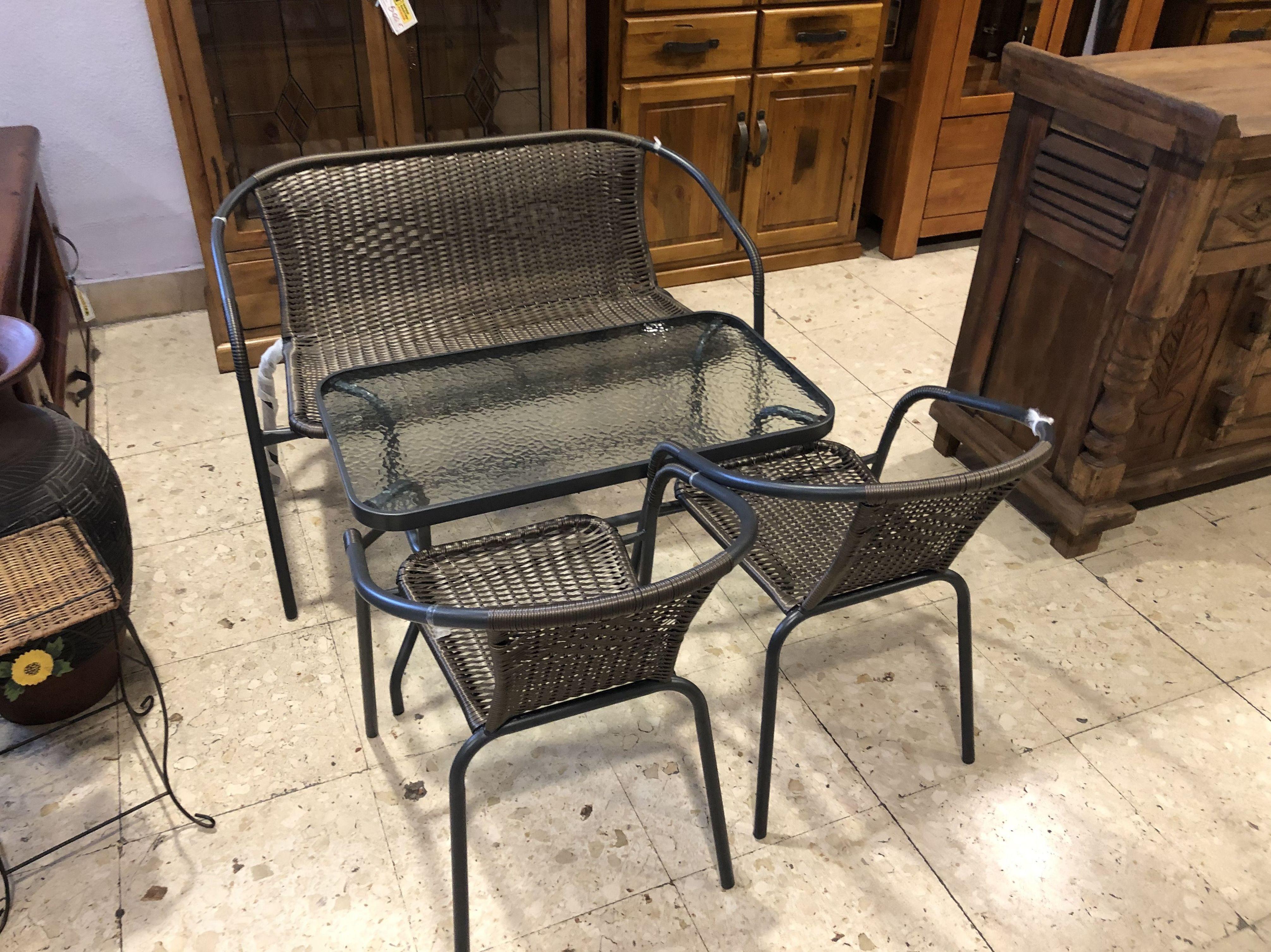 Mesa Jardin con sillas 130 EUROS