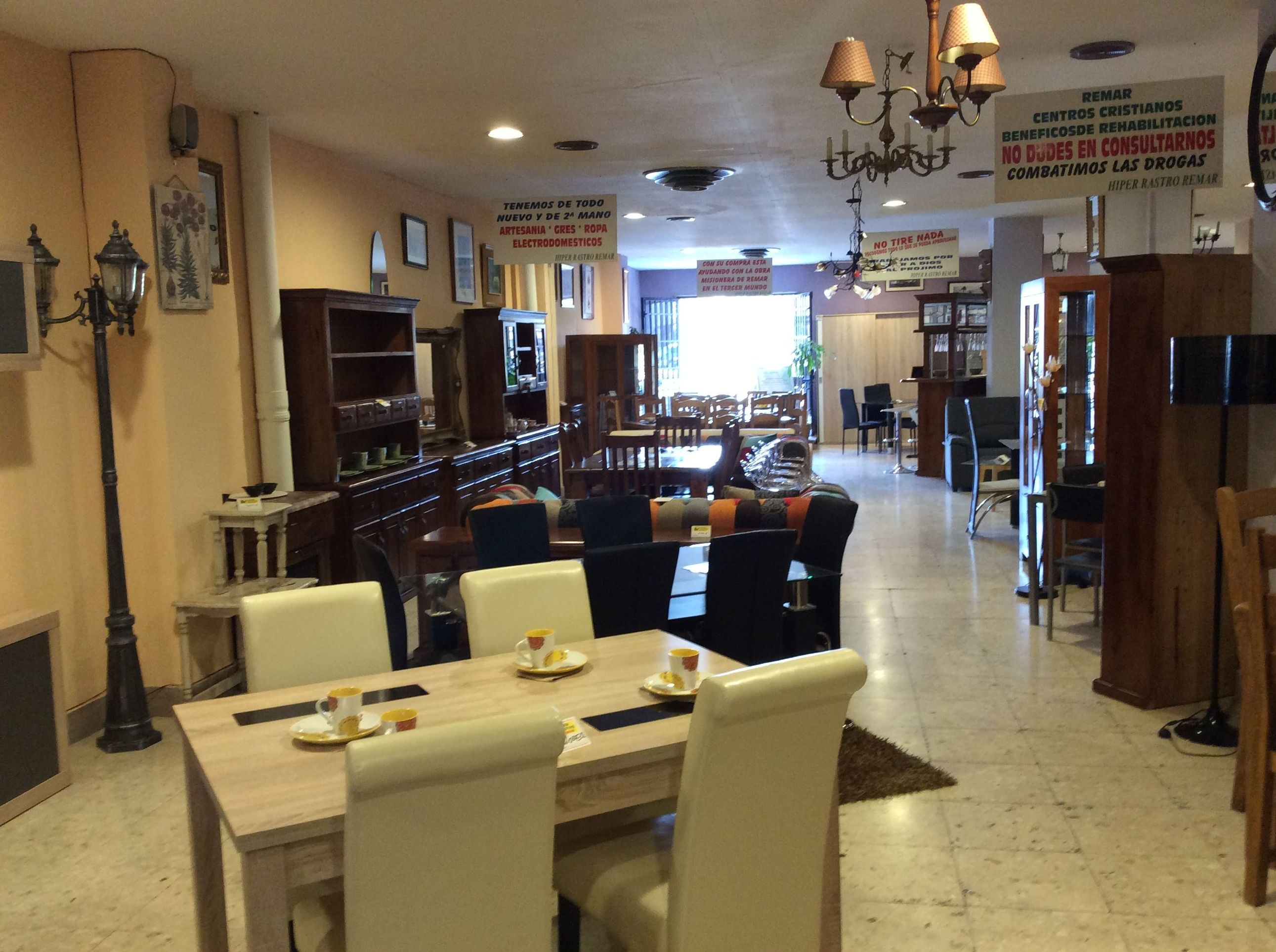 Foto 232 de recogida y venta de muebles usados en gij n remar asturias - Remar recogida muebles ...