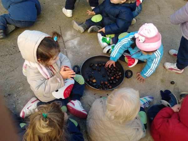 Días sin cole: Servicios y actividades de Acacias Escuela Infantil