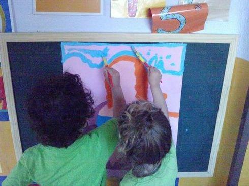 Rincón de plástica: Servicios y actividades de Acacias Escuela Infantil