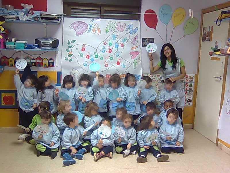 Celebraciones emblemáticas: Servicios y actividades de Acacias Escuela Infantil