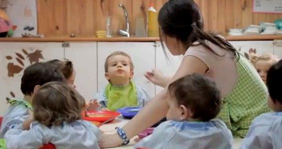 Comedor: Servicios y actividades de Acacias Escuela Infantil