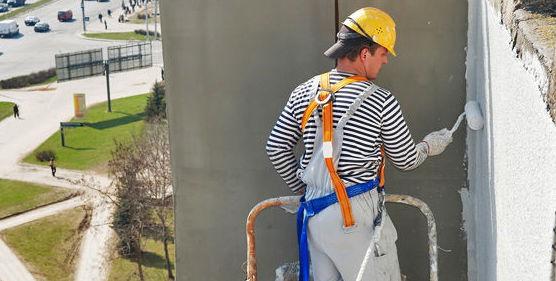 Pintura en fachadas: Productos y servicios de Chorro de Arena- Elías Martínez