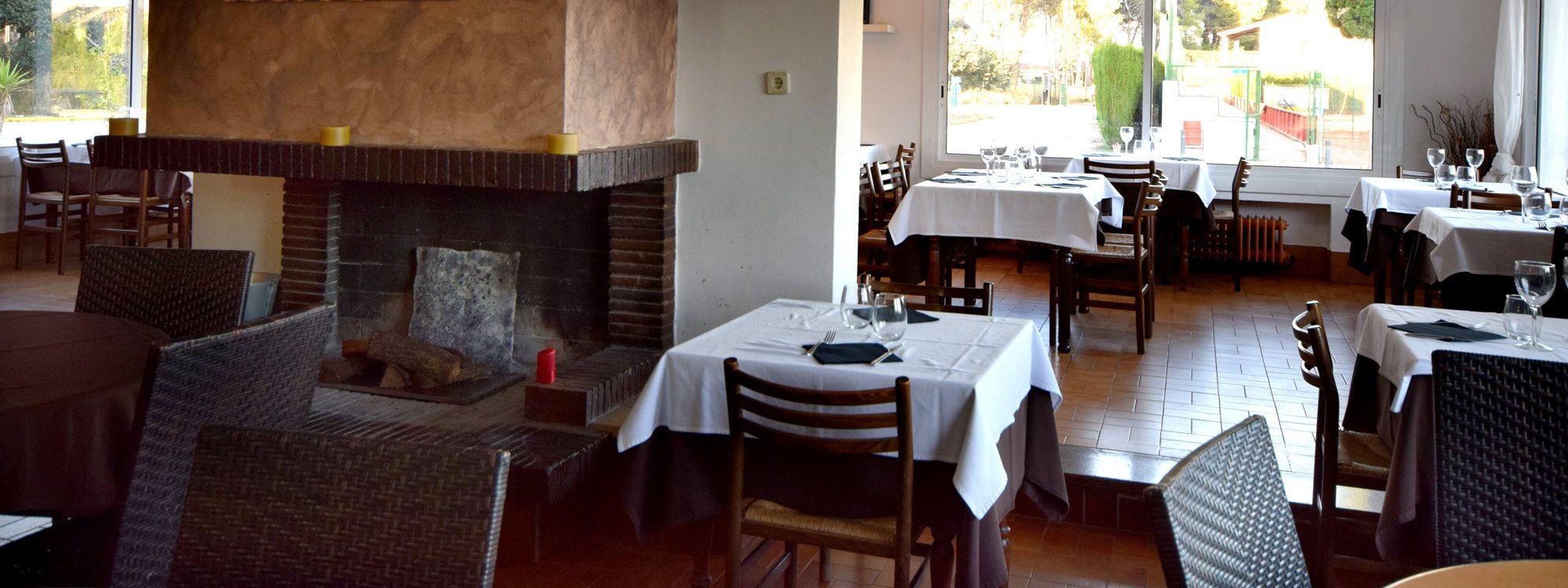 Restaurante menú diario en Pacs del Penedès