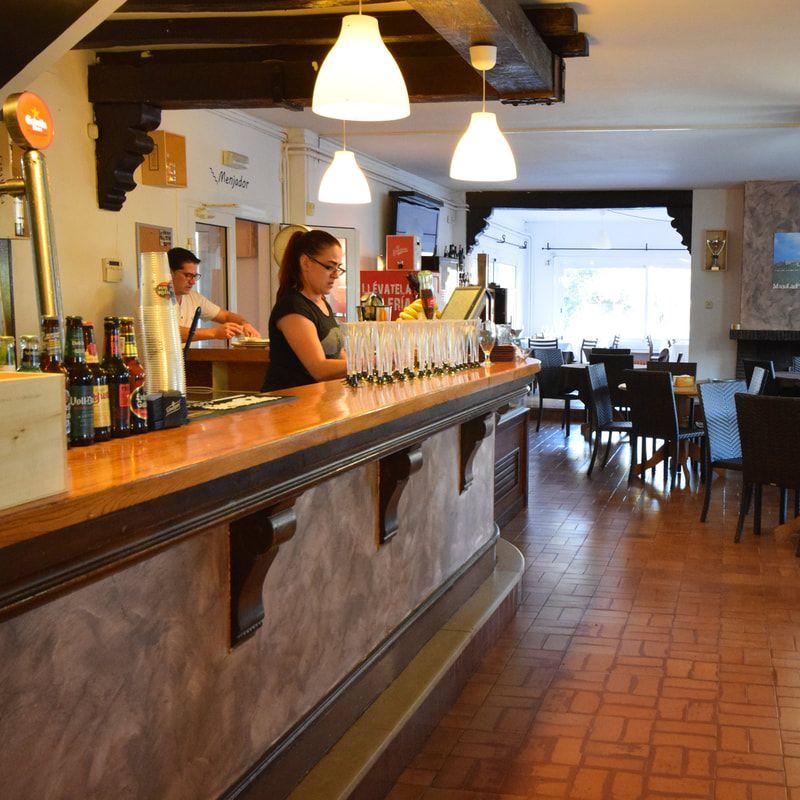 Restaurante cocina catalana en Pacs del Penedès