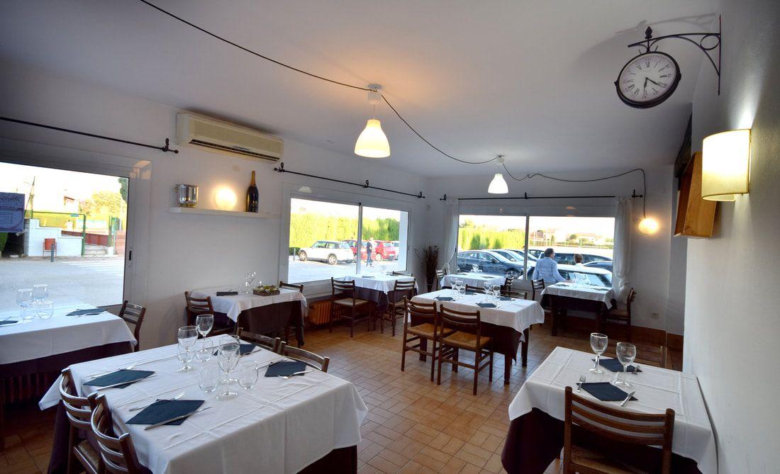 Restaurante arrocería en Vilafranca del Penedès
