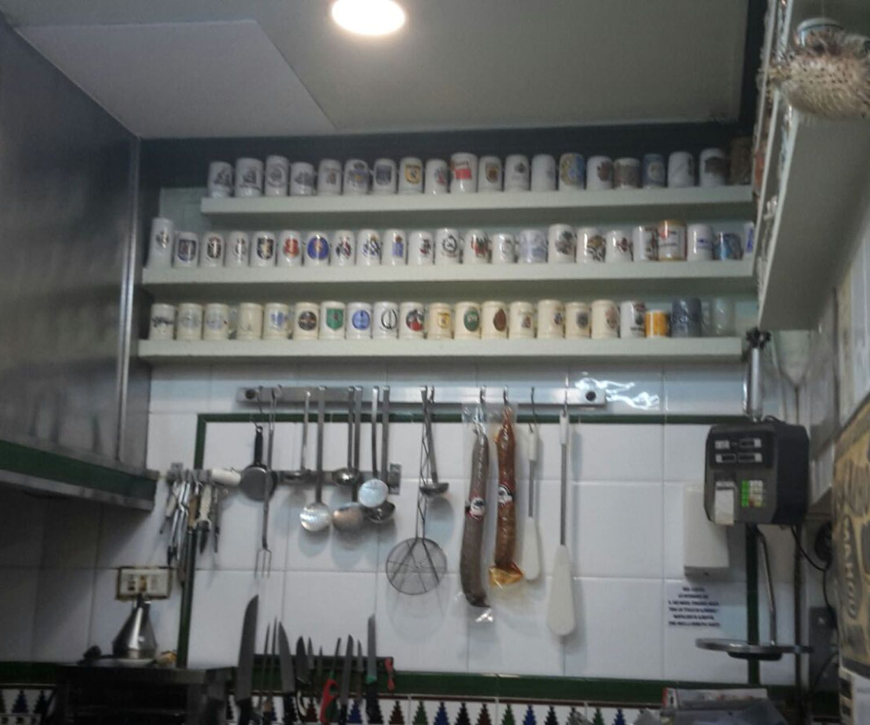 Bar de tapas y cevecería en Chamberí