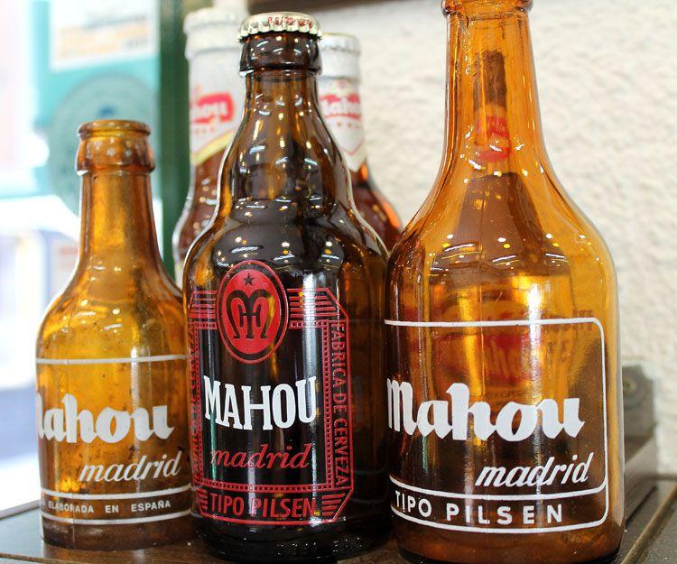 Cerveza Mahou en Prosperidad, Madrid