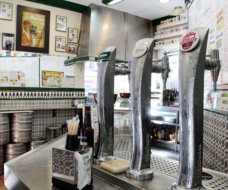 Bar en Prosperidad, Madrid