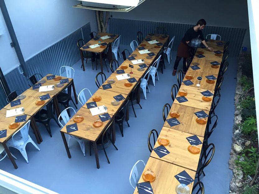 Restaurante para grupos en Sitges