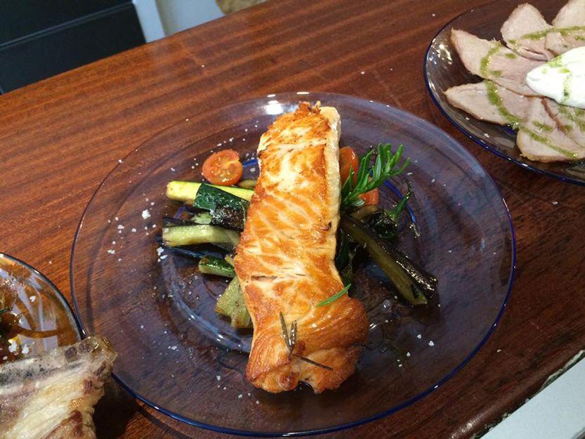 Comer bien en Sitges