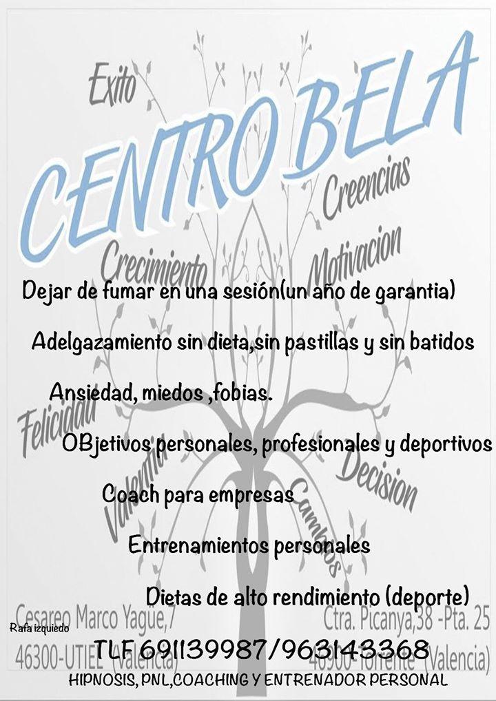 Foto 5 de Medicinas complementarias en València | Centro Bela Valencia