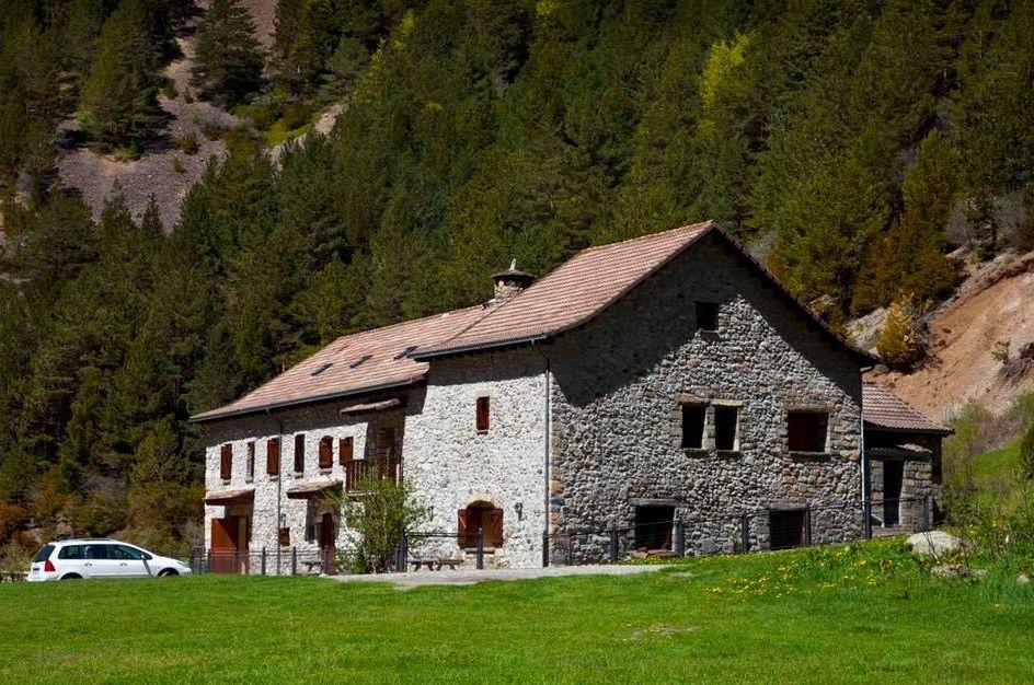 Alojamiento de montaña en Torla, Huesca